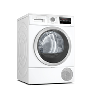 Bosch Serie 6 WTR85TH0 tumble dryer Freestanding Front-load 8 kg A++ White