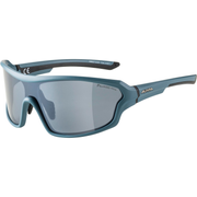 Alpina Lyron Shield P Cycling glasses Unisex Full rim Blue