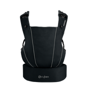 CYBEX MAIRA.click Baby soft carrier Fabric Black, Grey