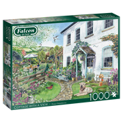 Falcon de luxe Cottage with a View 1000 pieces