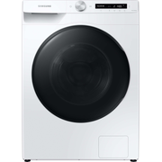 Samsung WD81T534ABW/S2 washer dryer Freestanding Front-load Black, White E
