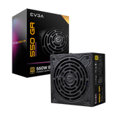 EVGA SuperNOVA 550 GA power supply unit 550 W 24-pin ATX ATX Black
