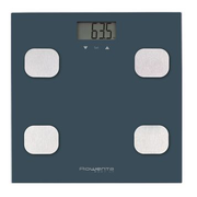 Rowenta Body Up Square Grey Electronic personal scale