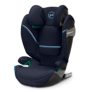 CYBEX Solution S i-Fix baby car seat 2-3 (15 - 36 kg; 3.5 - 12 years) Navy