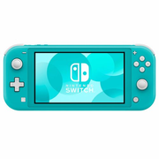 """Nintendo Switch Lite (Turquoise) Animal Crossing: New Horizons Pack + NSO 3 months portable game console 14 cm (5.5"""") 32 GB Touchscreen Wi-Fi"""