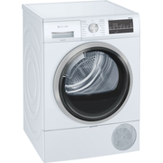 Siemens iQ500 WT47R4G1 tumble dryer Freestanding Front-load 8 kg A+++ White