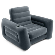 Intex Pull-Out Chair Single chair Grey