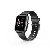 "Hama Fit Watch 5910 LCD Wristband activity tracker 3.3 cm (1.3"") IP68 Black, Grey"