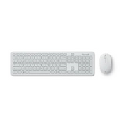 Microsoft Bluetooth Desktop keyboard AZERTY Belgian White
