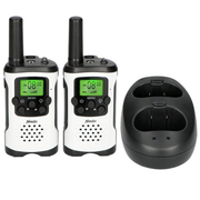 Alecto FR-175 two-way radio 8 channels Black, White