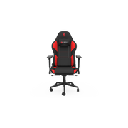 SPC Gear SR600F RD Gaming armchair Padded seat Black, Red