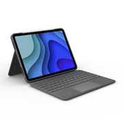 Logitech Folio Touch Grey Smart Connector AZERTY French