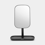Brabantia 280702 makeup mirror Freestanding Rectangular Grey