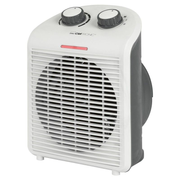Clatronic HL3761WH electric space heater Indoor White 2000 W Fan electric space heater