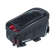 Basil Sport Design Frame Bicycle bag 1 L Polyester Black, Red
