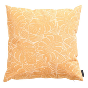 MADISON Decorative pillow Outdoor palm yellow