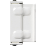 ABUS 78757 window handle/fastener Window lock White