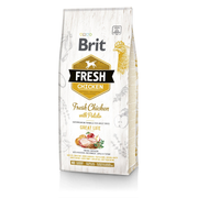 Brit 8595602530748 dogs dry food 2.5 kg Adult Chicken