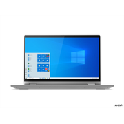 "Lenovo IdeaPad Flex 5 DDR4-SDRAM Hybrid (2-in-1) 35.6 cm (14"") 1920 x 1080 pixels Touchscreen AMD Ryzen 5 8 GB 512 GB SSD Wi-Fi 6 (802.11ax) Windows 10 Home Grey, Platinum"