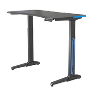 Vision Mounts VM-ESE02 Computertisch Schwarz, Blau