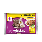 ‎Whiskas 4770608241049 cats moist food 100 g