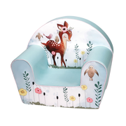 Knorrtoys Fawn Baby/kids armchair Padded seat Multicolour