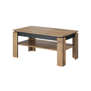 Cama coffee table TORO 100 wotan oak/antracite