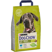 Purina DOG CHOW Large Breed Adult 14 kg Truthahn