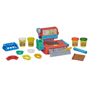 Play-Doh Cash Register Toy with 4 Non-Toxic Colors