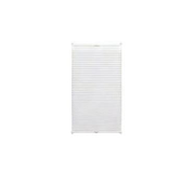 Gardinia Home Decor 33400 window blinds/shades Manual Solid Pleated shades White