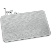 koziol PIEP kitchen cutting board Rectangular Plastic Grey