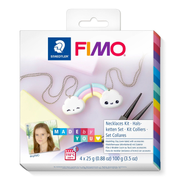 Staedtler FIMO 8025 DIY Modelling clay 100 g Mint colour, Pink, Vanilla colour, White 1 pc(s)