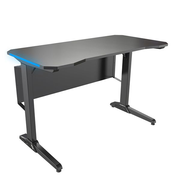 Vision Mounts VM-ES04 Computertisch Schwarz, Blau