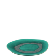 LEONARDO Noli Appetizer plate Other Ceramic Green