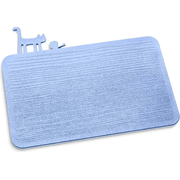 koziol PIEP kitchen cutting board Rectangular Plastic Blue