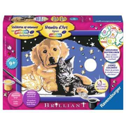 Ravensburger 28058 colouring pages/book Color by numbers kit