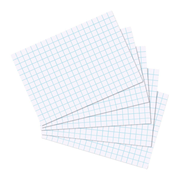 Herlitz 10621290 index card White 100 pc(s)
