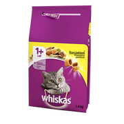 ‎Whiskas 5900951259142 cats dry food 1.4 kg Adult Chicken