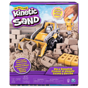 Kinetic Sand , Dig & Demolish Playset with 1lb and Toy Truck, Play Sand Sensory Toys for Kids Ages 3 and up