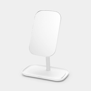 Brabantia 280726 makeup mirror Freestanding Rectangular White
