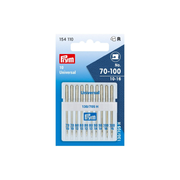 Prym 154110 sewing needle 10 pc(s) Sewing machine Stainless steel Universal needle