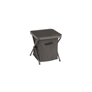 Outwell Cayon camping cupboard Charcoal 2 shelves Foldable