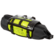 M-Wave Rough Ride Front Bicycle bag 10 L Black, Yellow