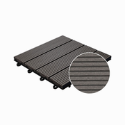 Florco WPC Tile Anthracite