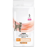 Purina VETERINARY DIETS Feline OM Obesity Management cats dry food 1.5 kg Adult
