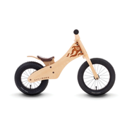 """Early Rider Classic 12""""/14"""" bicycle Wood Black, Brown"""