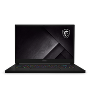 "MSI Gaming GS66 Stealth 10UH-058FR DDR4-SDRAM Notebook 39.6 cm (15.6"") 1920 x 1080 pixels 10th gen Intel® Core™ i7 32 GB 2000 GB SSD NVIDIA GeForce RTX 3080 Max-Q Wi-Fi 6 (802.11ax) Windows 10 Pro Black"