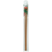 Prym 221118 knitting needle Single pointed knitting needle Bamboo