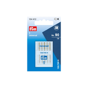 Prym 154412 sewing needle 5 pc(s) Sewing machine Stainless steel Universal needle