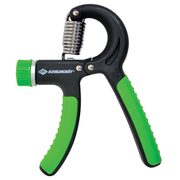 Schildkröt Fitness 960122 hand gripper Black, Green Adjustable Grip strengthener